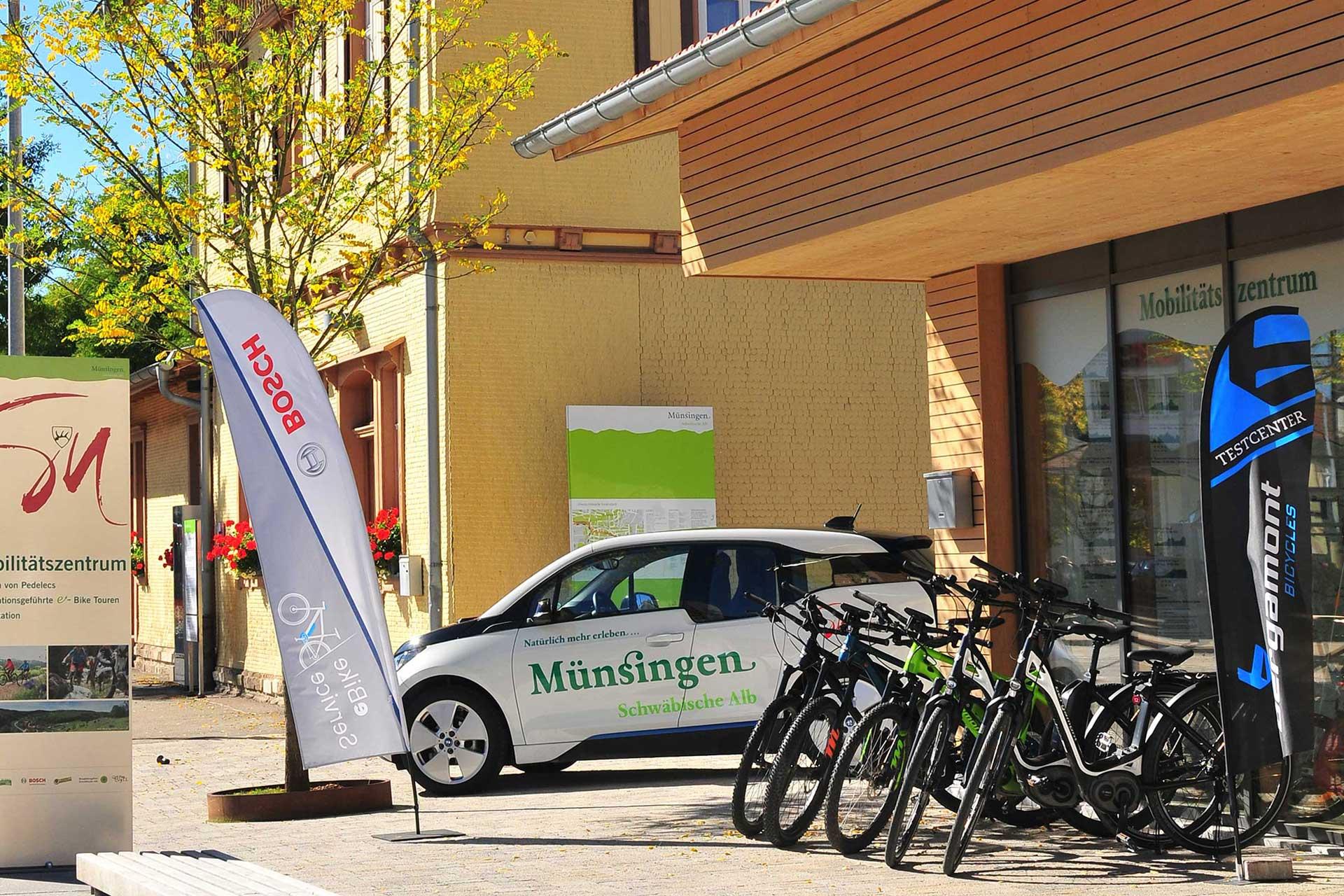 Mobilitätszentrum Münsingen, Pro Münsingen