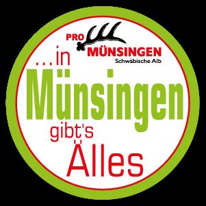 Aufkleber Pro Münsingen